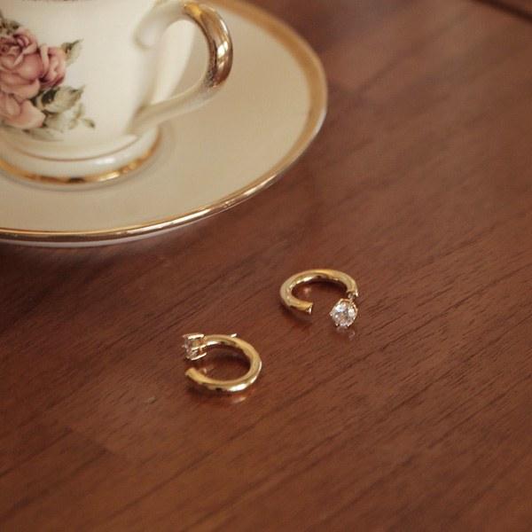[P] avinc earring P_J564